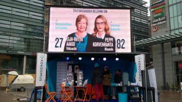 Kokoomus Helsinki 2