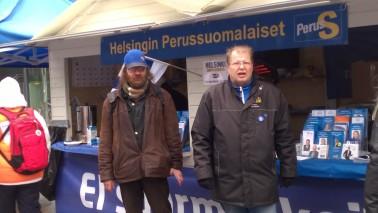 Perussuomalaiset Helsinki